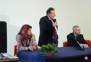 Il presidente della Otto Mario Cornelio Levi