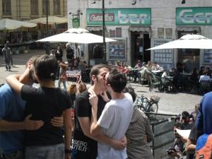 Giornata mondiale contro l'omofobia