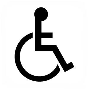 sedia-a-rotelle-nera