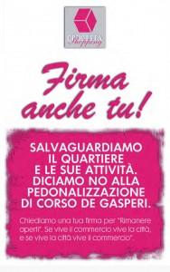 Corso De Gasperi