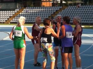 Finale 100mt w75