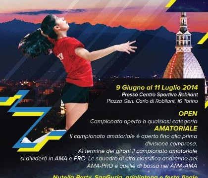 Volley By Night
